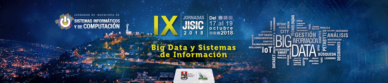 Banner JISIC 2018